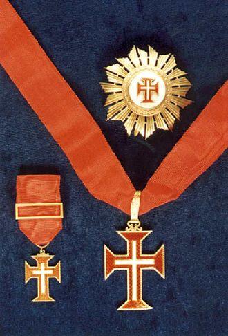 Order of Christ (Portugal) - Image: Ordem cristo