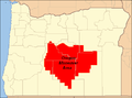 Oregon Maneuver Area, 1943.PNG