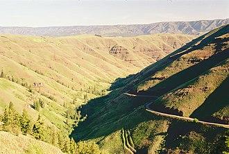 Oregon Route 3 - Oregon Route 3