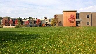 SUNY Polytechnic Institute - Oriskany Residence Hall, Marcy campus