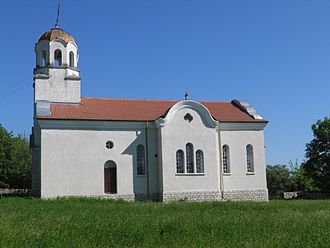 Musina, Bulgaria - Image: Orthodox Church Saint Paraskeva,Musina,Bul garia