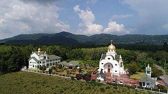 Eastern Orthodox Church in Thailand - Holy Trinity Church in Phuket