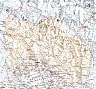Georgia–South Ossetia border