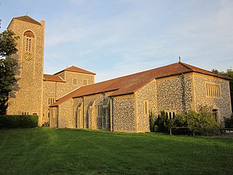 St Peter's, Kent - The Catholic Church of Our Lady Star of the Sea on Broadstairs Road is named after the Shrine of Our Lady above Broadstairs harbour.
