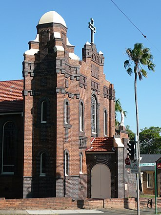 Gladesville, New South Wales - Image: Our Lady 1