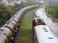 Overview of a freight and Passenger trains at Malkajgiri.jpg