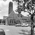Overzicht vergadergebouw met toren - Rotterdam - 20192482 - RCE.jpg