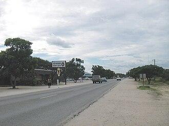 Rundu - Eugene Kakururu Street