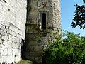 Périgueux château Barrière blocs.JPG