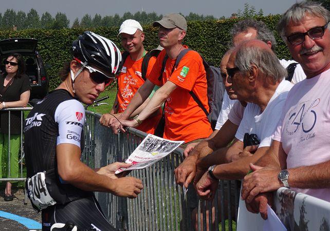 Péronnes-lez-Antoing (Antoing) - Tour de Wallonie, étape 2, 27 juillet 2014, départ (C111).JPG