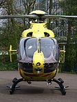 PH-MAA ANWB Medical Air Assistance Eurocopter EC135 at Hoofddorp pic 6.JPG