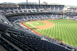 Deutsch: PNC-Park in Pittsburgh