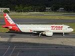 PR-MYU TAM Linhas Aéreas Airbus A320-200 - cn 5209 (17474646091).jpg