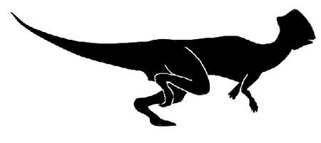 Pachycephalosauria silhouette.png