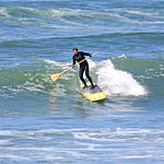 Paddle surfing 4 2007.jpg