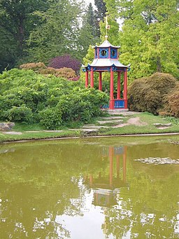 Pagoda, Cliveden - geograph.org.uk - 1606088