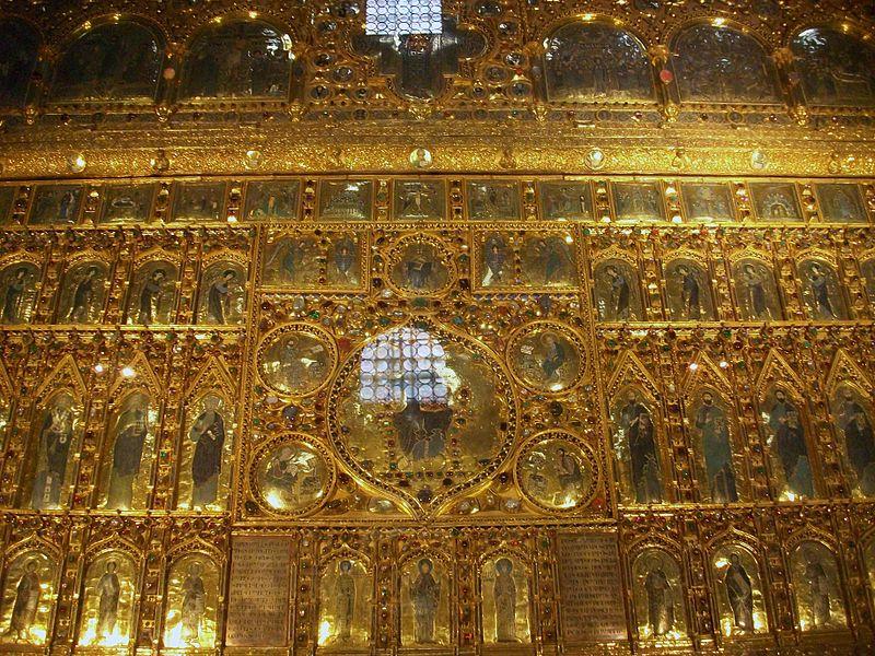 File pala d 39 oro de la bas lica de sant marc de ven cia jpg for Pala de oro