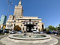 Palace of Culture and Science, Warsaw, Poland August 2019, 04.jpg