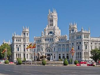 Madrid Wikipedia