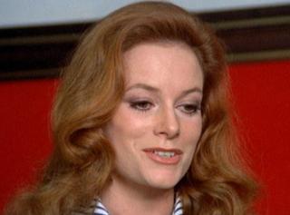 Luciana Paluzzi Italian actress