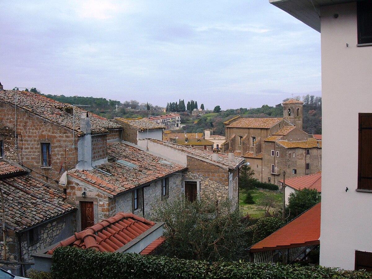 Villa S Giovanni In Tuscia