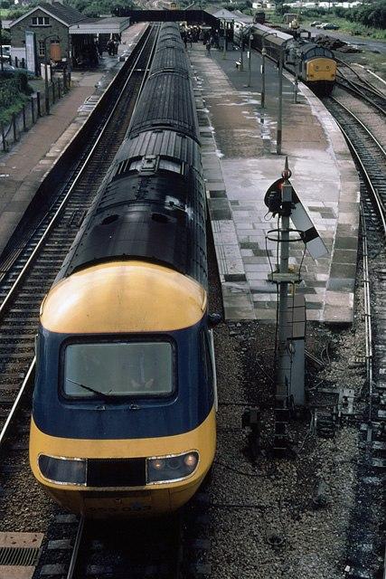 Par Station - geograph.org.uk - 1073711
