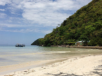 Cap-Haïtien - A view of the beach at Paradis