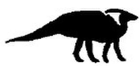 Parasaurolophus silhouette.jpg