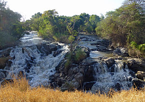 Awash National Park - Awash river