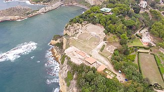 Posillipo - Archaeological Park on Cape Posillipo