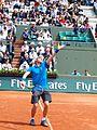Paris-FR-75-open de tennis-25-5-16-Roland Garros-Bjorn Fratangelo-02.jpg