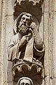 Paris - Cathédrale Notre-Dame - Portail de la Vierge - PA00086250 - 078.jpg