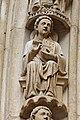 Paris - Cathédrale Notre-Dame - Portail du Jugement Dernier - PA00086250 - 077.jpg