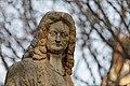 Paris - Les Invalides - Place Vauban - Statue de Vauban - PA00088714 - 001.jpg