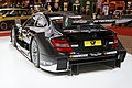 Paris - Retromobile 2014 - Mercedes-Benz DTM classe C - 2009 - 006.jpg