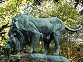 Paris October 2012 - Lion by Alfred Jacquemart (6).jpg