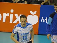 Paris Volley - Zenith Kazan, CEV Champions League, 15 February 2017 - 39.jpg