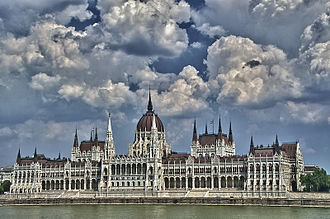 Hungarian nationalism - Hungarian Parliament Building.