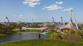 Parque Olímpico, Múnich, Alemania 2012-04-28, DD 11.JPG