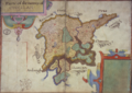 Parte of the Barony of Oneilan by Josias Bodley 1609.png