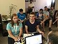 Participants of Edu Wiki camp 2017 47.jpg