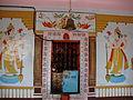 Parvati lakshmi narayan temple Entrance.JPG
