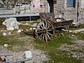 Passo Valparola - Forte Tre Sassi cannone 01.jpg