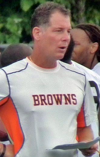 Pat Shurmur - Shurmur in 2012