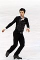 Patrick Chan at the 2010 World Championships (2).jpg