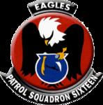 Patrol Squadron 16 (US Navy) insignia 2016.png