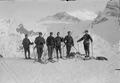 Patrouille auf Skiern - CH-BAR - 3237130.tif