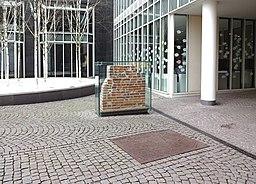 Paul-Klee-Platz in Düsseldorf