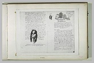Oviri (Gauguin) - First issue of Le Sourire, Journal sérieux, 1899. Louvre, Cabinet des dessins