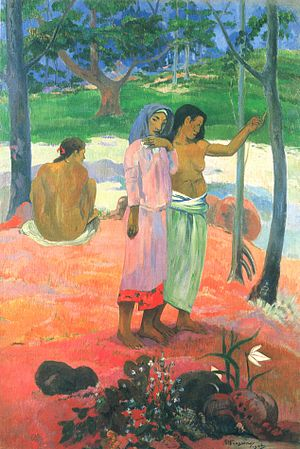 List of paintings by Paul Gauguin